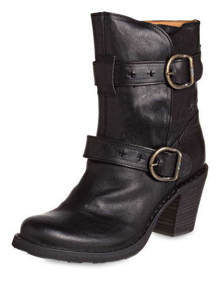 Schwarz Nolita Baker Boots Fiorentini Nena vzIwUqtPqx