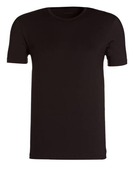 mey T-Shirt DRY COTTON, Farbe: SCHWARZ (Bild 1)