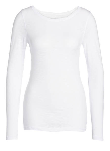 Marc O'polo Round Weiss Twisted Longsleeve 1wvwqTO0