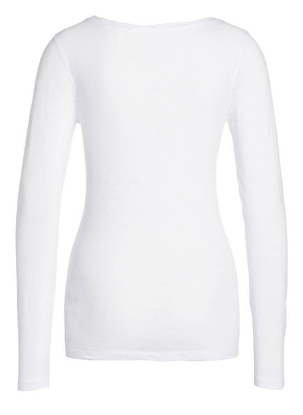 Marc Weiss Round Twisted O'polo Longsleeve xr8ywWqpX8