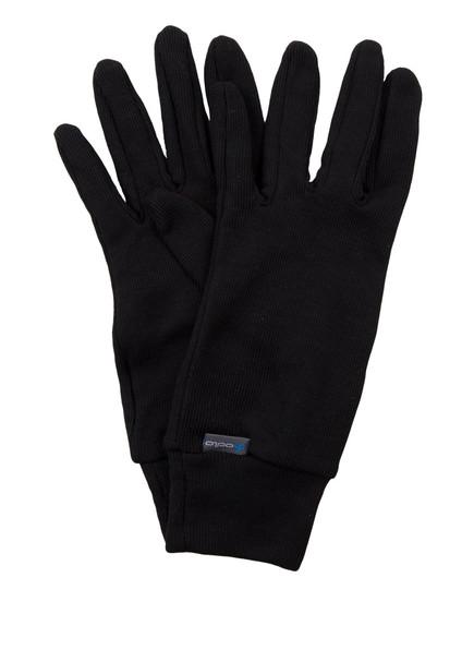 odlo Unterzieh-Handschuhe, Farbe: SCHWARZ (Bild 1)