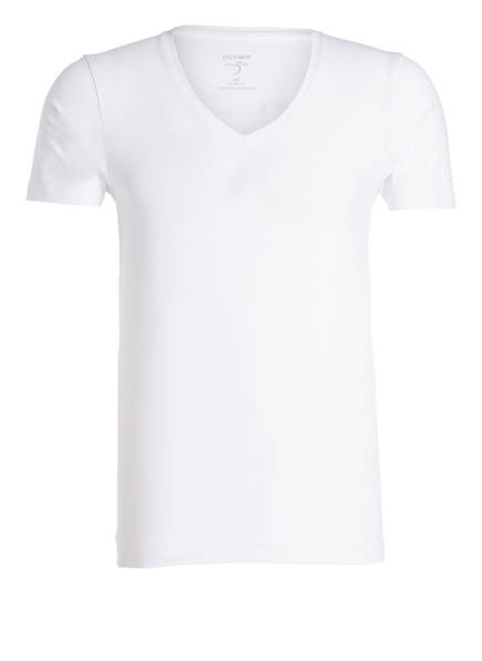 Body Olymp Fit shirt T Weiss Level Five qq8zPU0