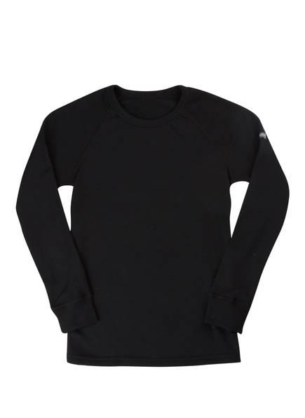 odlo Funktionswäsche-Shirt ORIGINALS WARM, Farbe: SCHWARZ (Bild 1)