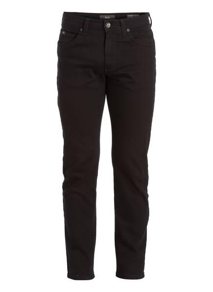 Fit 01 Black Cadiz Jeans Perma Brax Straight A70vnc