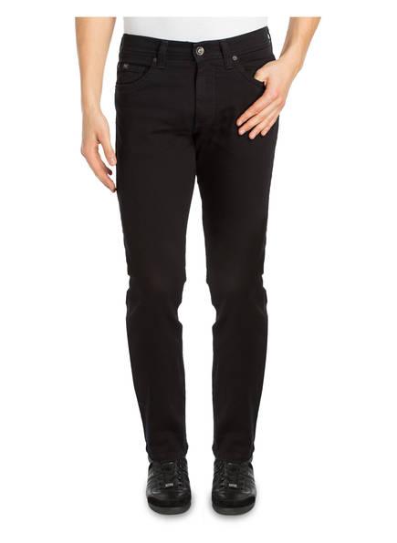 Brax 01 Straight Jeans Perma Black Cadiz Fit ryf7Tvr