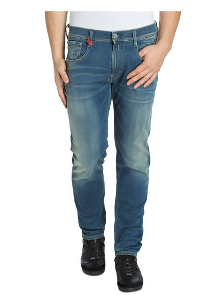 REPLAY Jogg Jeans ANBASS HYPERFLEX Slim-Fit
