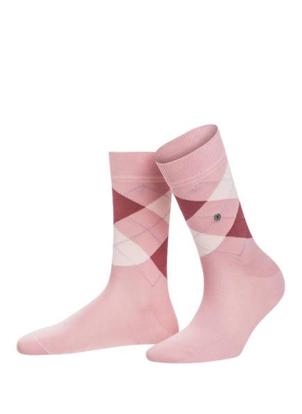 Burlington Socken COVENT GARDEN, Farbe: 8646 BLOSSOM (Bild 1)
