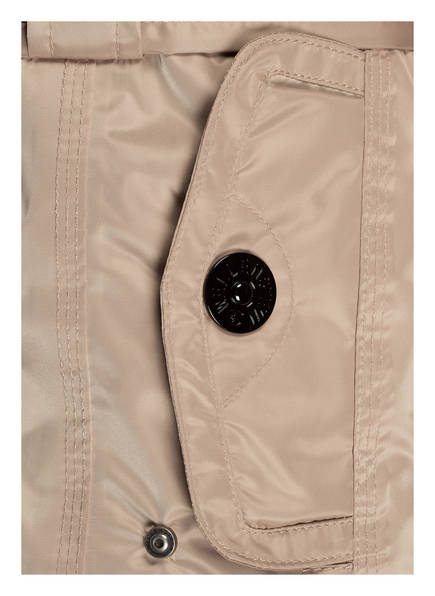 WELLENSTEYN Jacke CHOCOLATE
