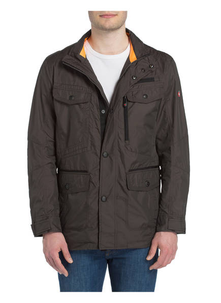 Olivgrün Fieldjacket Wellensteyn Chester Wellensteyn Fieldjacket YxzHSS