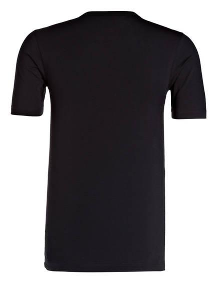 95 Schiesser Schwarz 5 shirt V TnF1wA