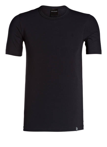 SCHIESSER T-Shirt 95/5, Farbe: SCHWARZ (Bild 1)