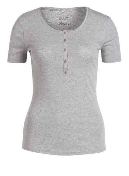 SCHIESSER Shirt NATURSCHÖNHEIT, Farbe: GRAU (Bild 1)