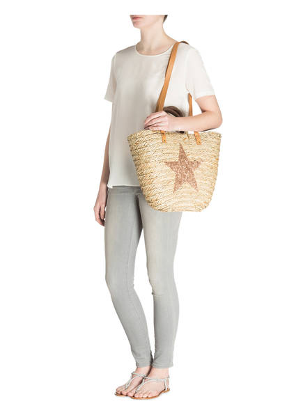 SUZANNA Stroh-Shopper