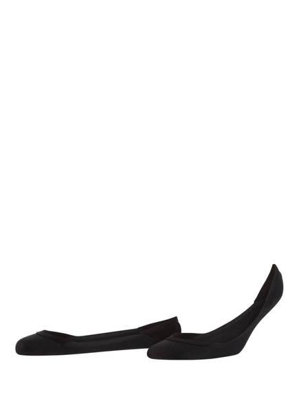 Elegant 3009 Step Füßlinge Black Falke 6a1wq