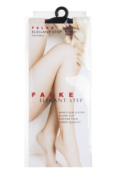 Elegant Falke 3009 Black Füßlinge Step zgqwUS