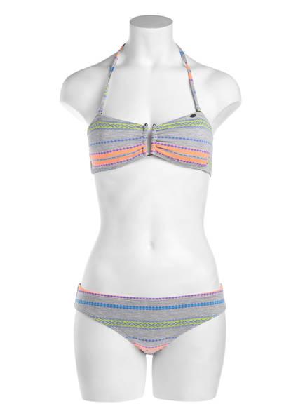 Blau Orange Sparkling Bandeau Weiss O'neill bikini EqIZXqw