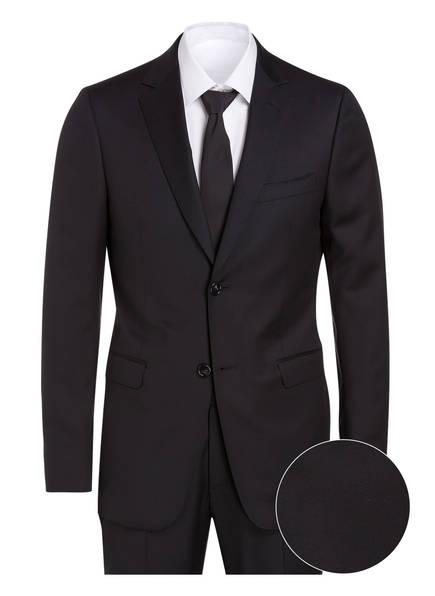 ZZegna Anzug DROP 8 Slim Fit, Farbe: SCHWARZ (Bild 1)