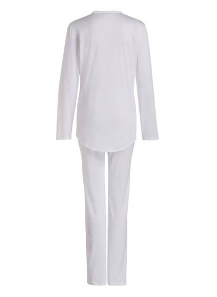 Schlafanzug Deluxe Hanro Hanro Schlafanzug Cotton Deluxe Weiss Cotton Hanro Weiss Hanro Cotton Weiss Schlafanzug Deluxe Schlafanzug Cotton wZfxqIf