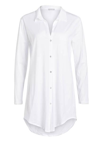 HANRO Nachthemd COTTON DELUXE, Farbe: WEISS (Bild 1)