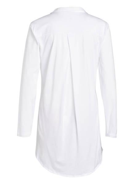 Hanro Cotton Weiss Nachthemd Hanro Cotton Nachthemd Deluxe Deluxe Hanro Cotton Weiss Nachthemd RXHRwqr