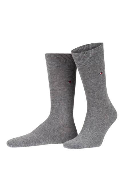 TOMMY HILFIGER 2er-Pack Socken, Farbe: GRAU (Bild 1)