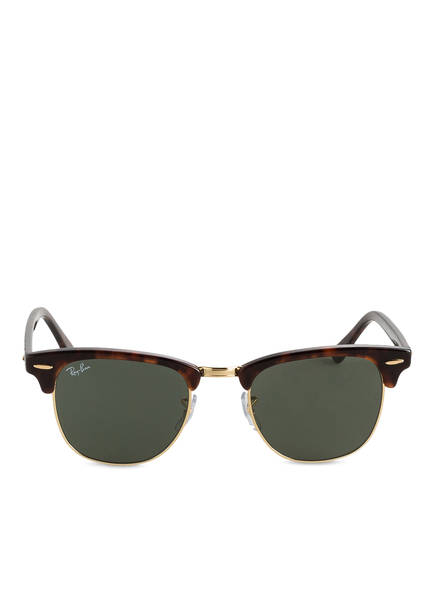 276605d4e8 Ray Ban Clubmaster Rb3016 W0366 Gr. 49 21 « Heritage Malta