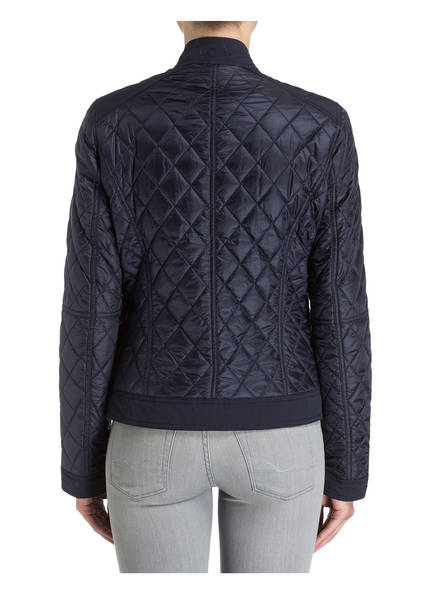 tommy hilfiger herren jacke hero quilted jkt blau. Black Bedroom Furniture Sets. Home Design Ideas