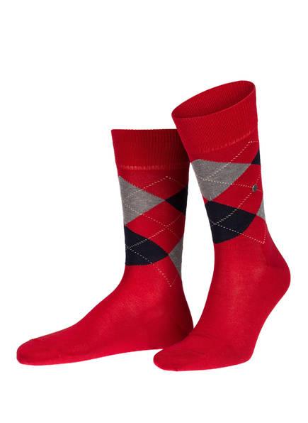 Burlington Socken MANCHESTER, Farbe: 8006 CORAL (Bild 1)
