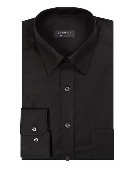 ETERNA Hemd Comfort Fit, Farbe: SCHWARZ (Bild 1)