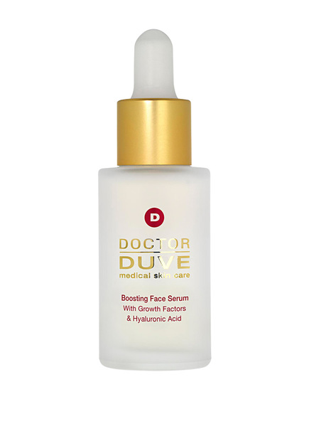 DOCTOR DUVE BOOSTING FACE SERUM (Bild 1)