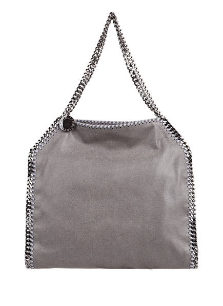 STELLA McCARTNEY Handtasche FALABELLA, Farbe: GRAU/ SILBER (Bild 1)