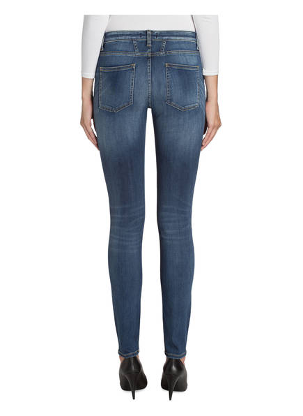 Wash Lizzy Closed W7 Skinny Easy Blue jeans OEvExYPqwA