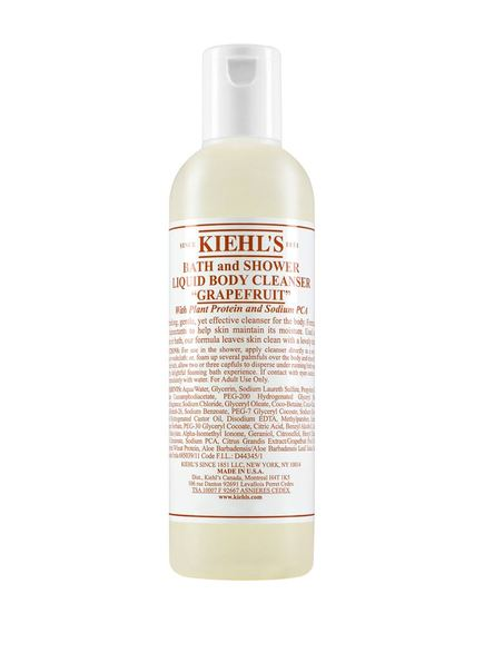 Kiehl's LIQUID BODY CLEANSER GRAPEFRUIT  (Bild 1)
