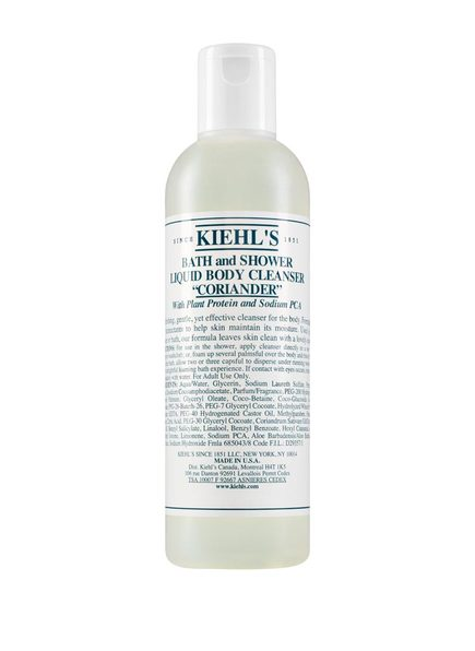 Kiehl's LIQUID BODY CLEANSER CORIANDER  (Bild 1)