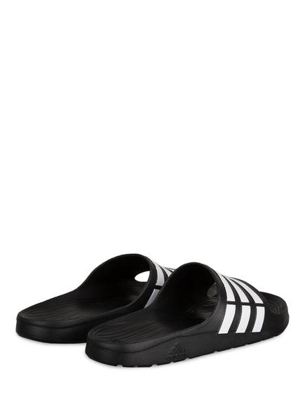 Schwarz Adidas Badeschuhe Schwarz Adidas Duramo Duramo Adidas Badeschuhe OSEnPI0