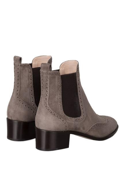 Unützer Chelsea boots boots Taupe Unützer Unützer Chelsea Chelsea Taupe boots Taupe gtBAw