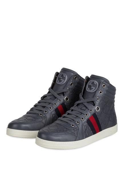 gucci sneaker high herren. Black Bedroom Furniture Sets. Home Design Ideas
