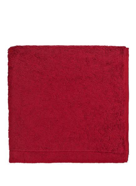 Cawö Handtuch LIFESTYLE, Farbe: ROT (Bild 1)