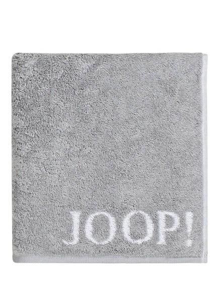 JOOP! Handtuch CLASSIC DOUBLEFACE, Farbe: HELLGRAU (Bild 1)