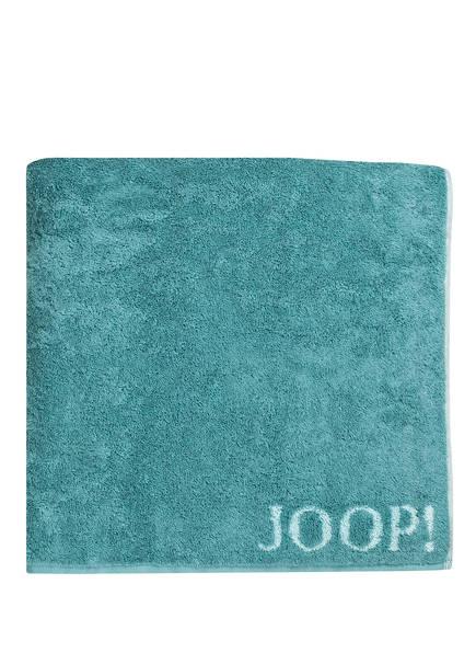 JOOP! Duschtuch CLASSIC DOUBLEFACE , Farbe: TÜRKIS (Bild 1)