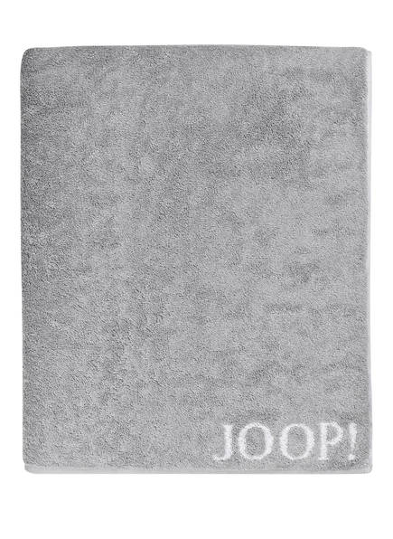 JOOP! Saunatuch CLASSIC DOUBLEFACE , Farbe: HELLGRAU (Bild 1)