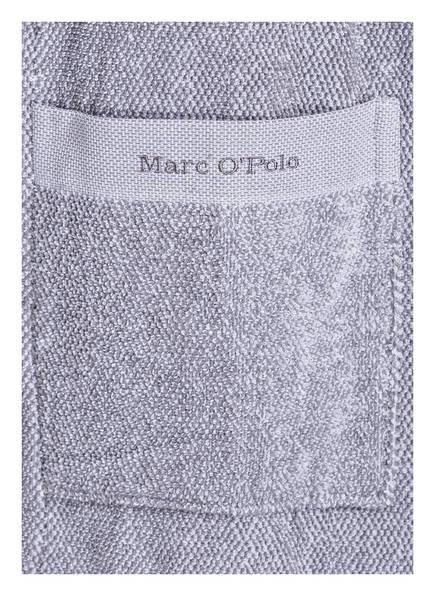 Meliert Melange bademantel Unisex Grau Marc O'polo v0O788