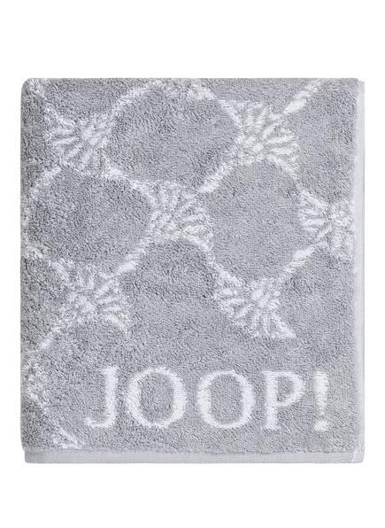 JOOP! Handtuch CORNFLOWER, Farbe: HELLGRAU (Bild 1)