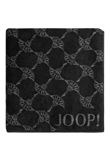 JOOP! Duschtuch CORNFLOWER, Farbe: SCHWARZ (Bild 1)