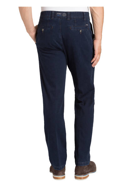 Fit Chino Blue Fred By Brax 23 Regular Eurex wqXTBSxE