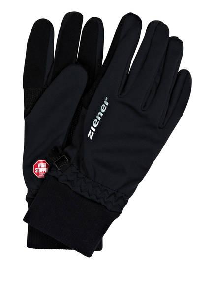 ziener Multisport-Handschuhe IDEALIST , Farbe: SCHWARZ (Bild 1)