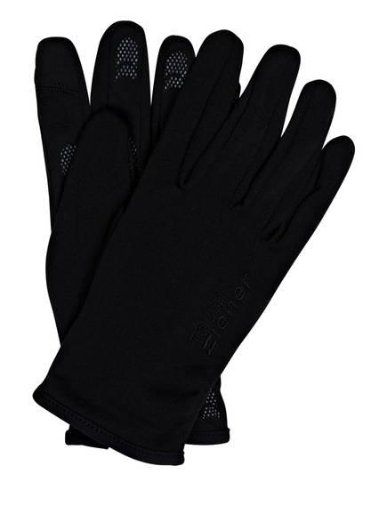 ziener Multisport-Handschuhe INNERPRINT TOUCH, Farbe: SCHWARZ  (Bild 1)