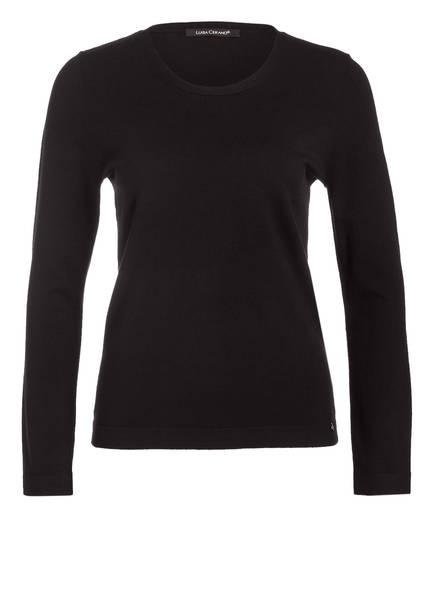 LUISA CERANO Pullover , Farbe: SCHWARZ (Bild 1)