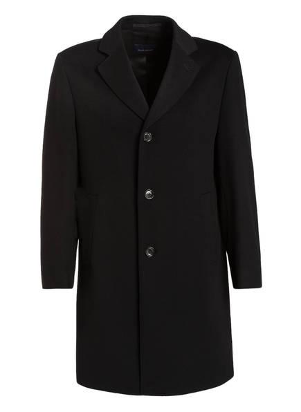 Cashmere mantel damen schwarz