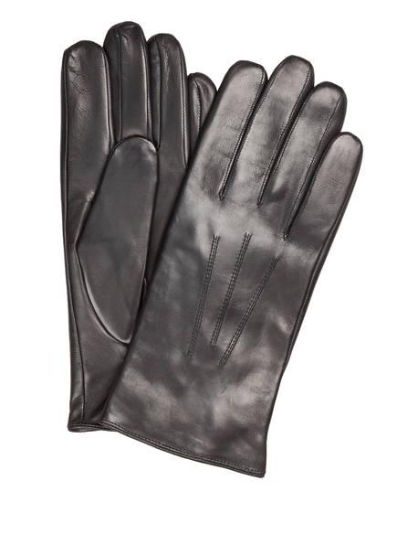 ROECKL Lederhandschuhe KLASSIKER, Farbe: SCHWARZ (Bild 1)